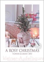 Lenebooks DIN A4 Poster Rosy Christmas