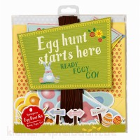 Set Ostereiersuche Ready, Eggy, Go ... -SALE-