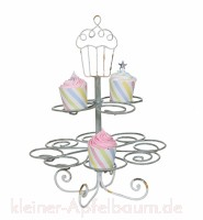Chic Antique Cupcake Etagere Antik -SALE-