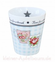 Krasilnikoff Happy Mug Becher Break