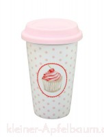 Krasilnikoff Travel Mug Becher Muffin