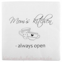 Ib Laursen Papier Servietten Mom's Kitchen -SALE-