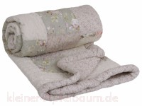 Chic Antique Quilt Anglaise 130x180cm -SALE-
