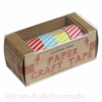 Papier Klebeband Candy Stripes